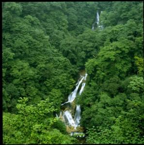 Kirifuri Waterfall (Hasselblad 503CX, 80mm f2.8 T*)