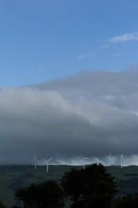 Wind Turbines outside North Palmeston (Nikon D2H + 105mm f2.5 AIS)