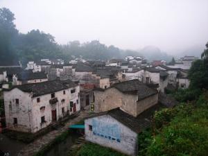 Morning in Xiao Likeng (Ricoh GR Digital)