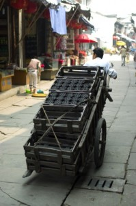 And more carts (Nikon D2H + 40mm f2 ULTRON)