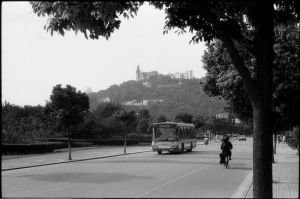 Sheshan Basilica on top of the hill (Leica M3, 50mm f1.5 Summarit, Lucky SHD100)