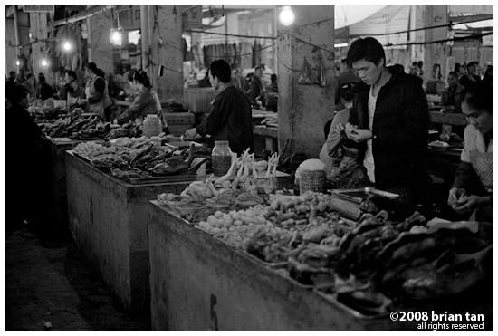 Fuli wet market