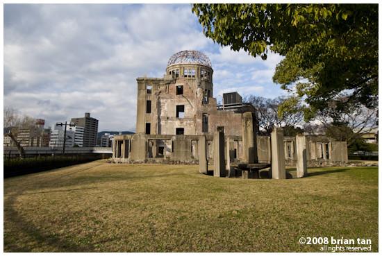 Hiroshima's A-bomb Dome