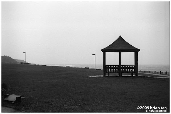 Coastal park facilities