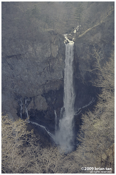 Chuzenji-no-taki: Chuzenji waterfall