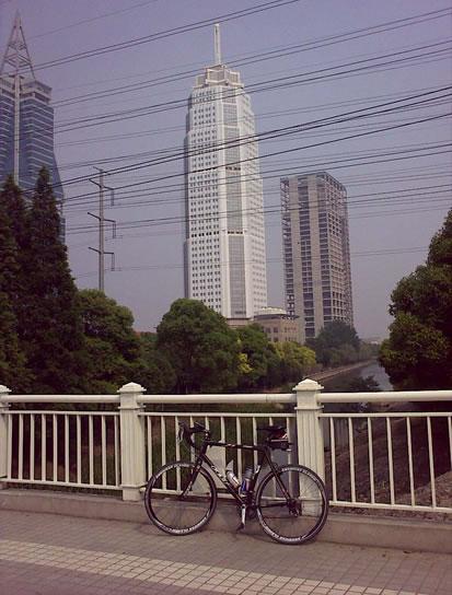 My Felt F1X at Jinqiao, Pudong