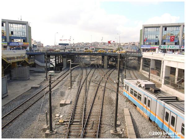 Istanbul Otogar Metro Station