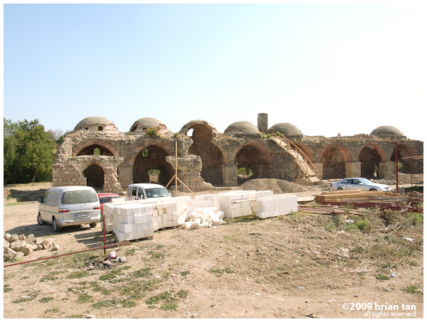 Remains of Edirne Palace 2