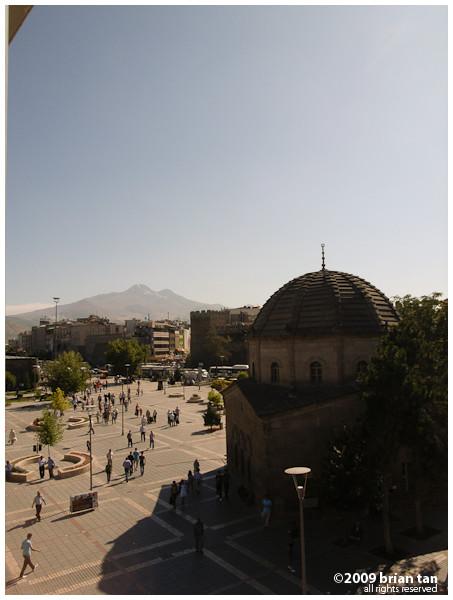 Kayseri's Cumhuriyet Meydani
