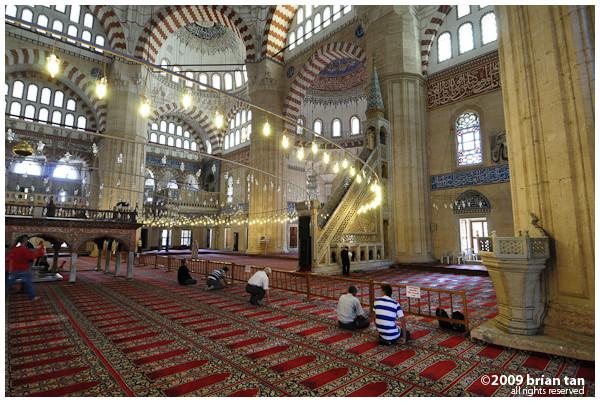 Selimiye Mosque: