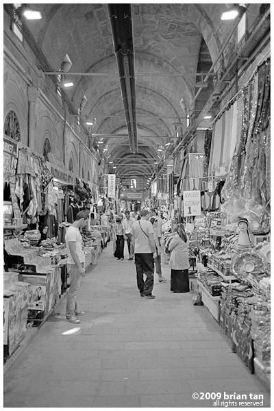 Kayseri's Grand Bazaar