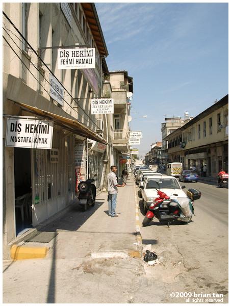 More downtown Antakya