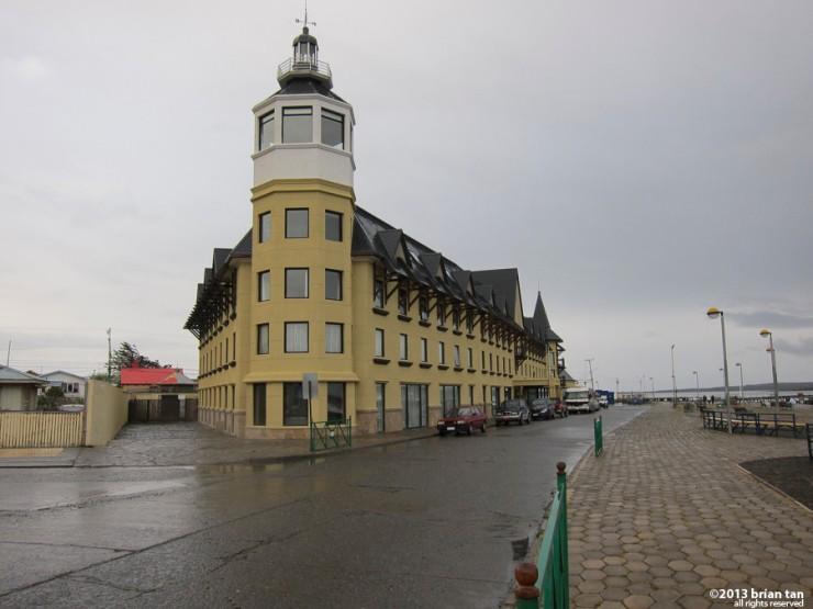 Hoteles Australis, Puerto Natales