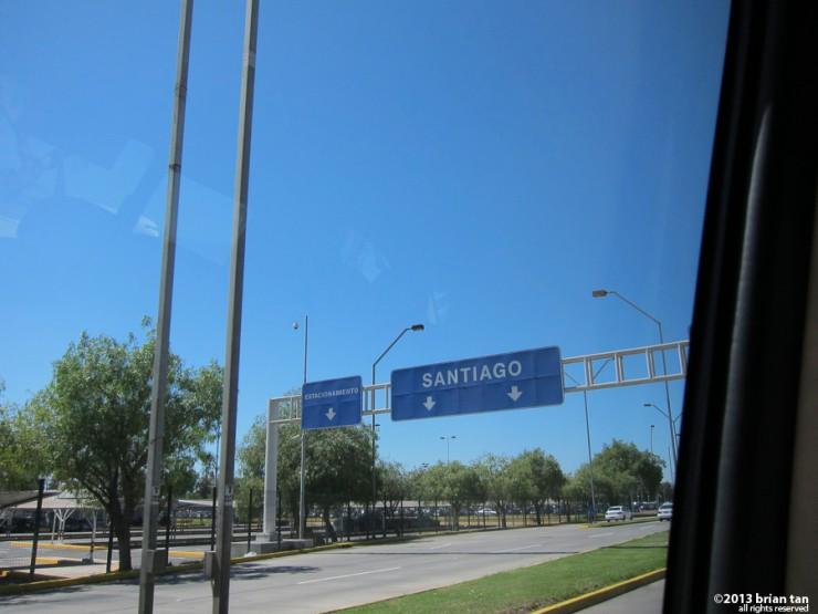 ¡Hola! Santiago!