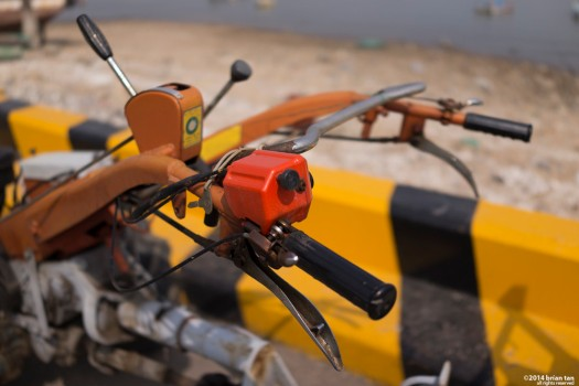 Handlebars and control console